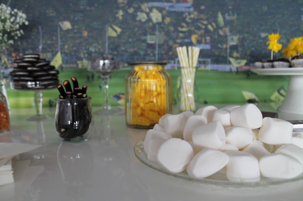 Candy Bar Marshmallows