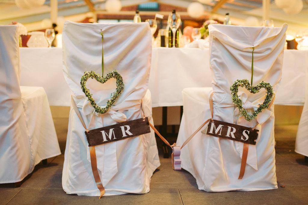 Mr und Mrs Signs
