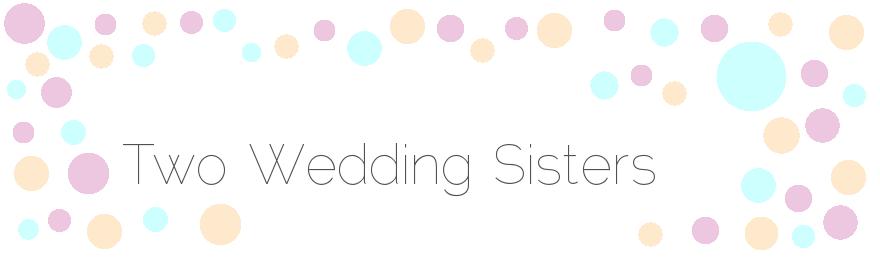Hochzeitsblog – Two Wedding Sisters