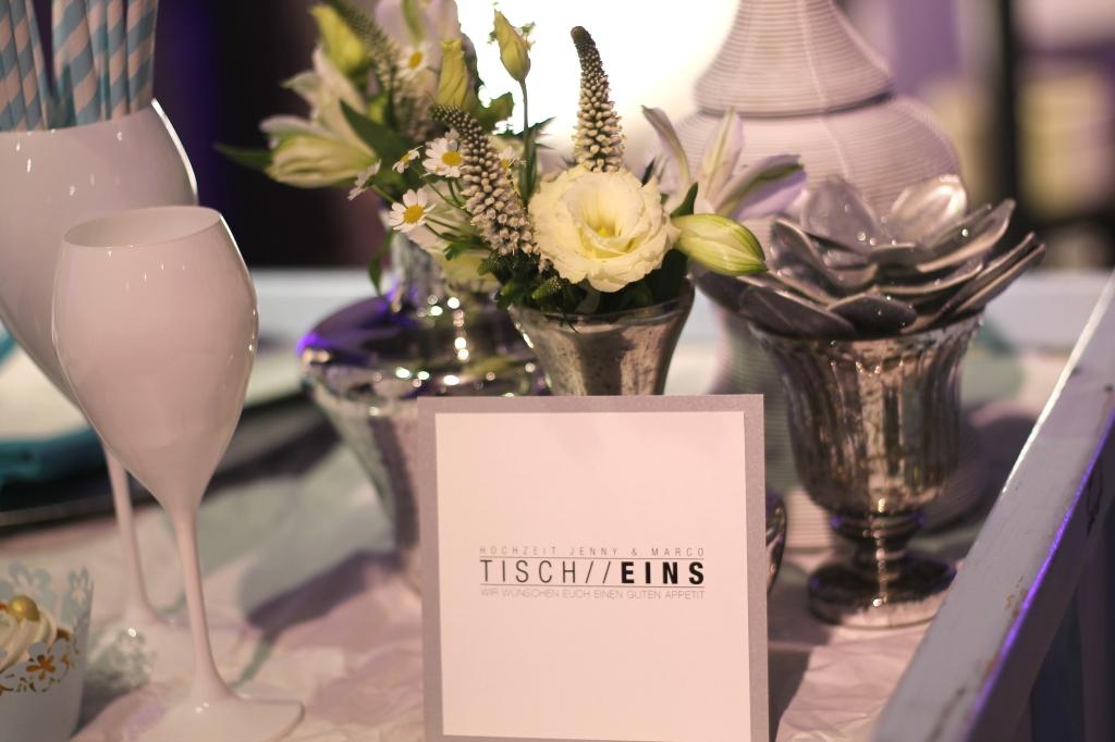 Blumen tischnummer Hochzeit