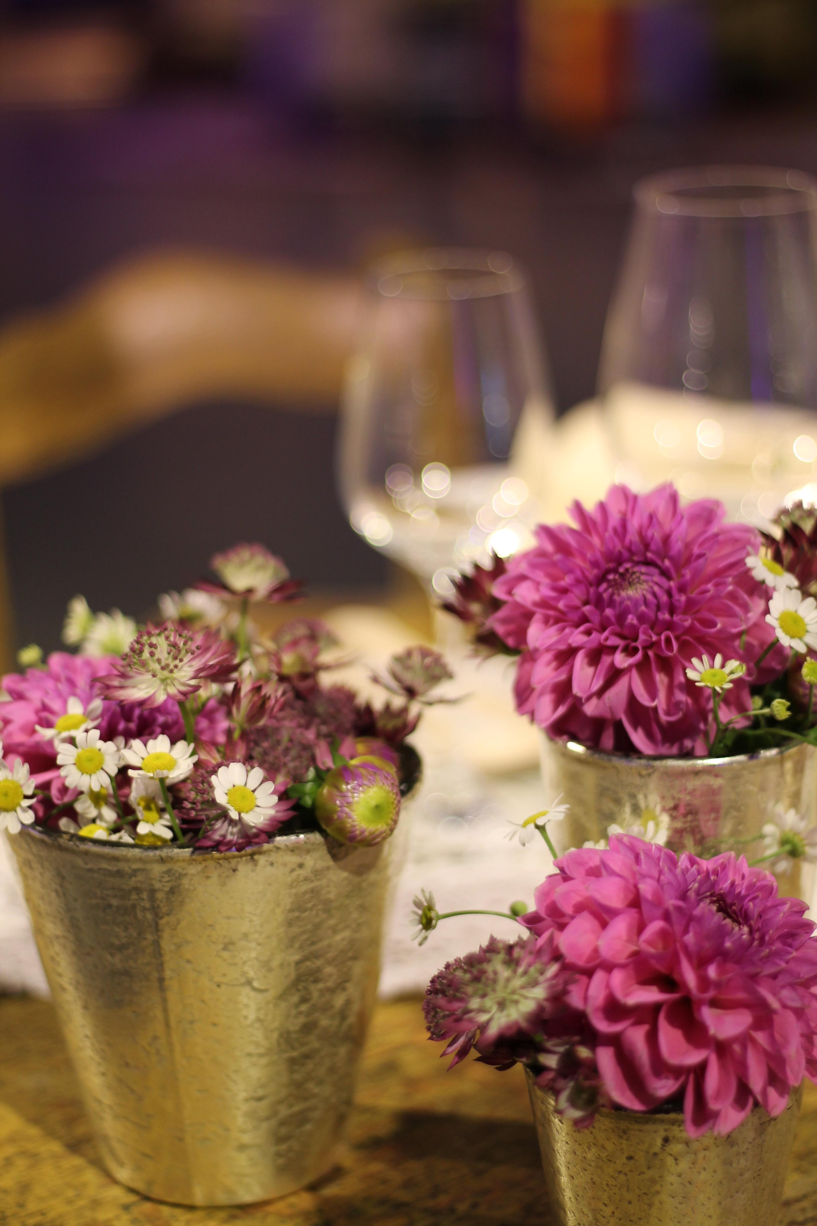 Blumendekoration Hochzeit Hochzeitsblog Two Wedding Sisters