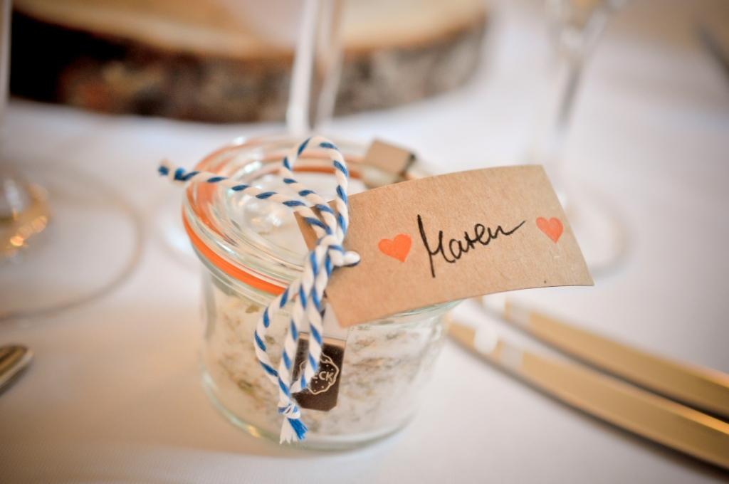 Gastgeschenk Hochzeit Meersalz