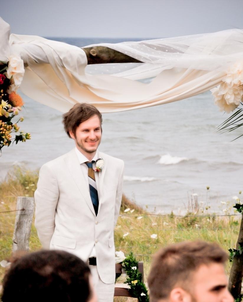 Hochzeit Fehmarn Bräutigam