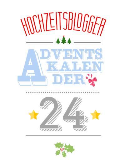 Hochzeitsblogger Adventskalender