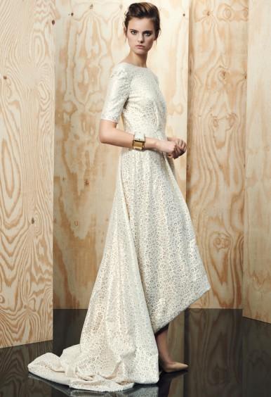 ambacherVidic Shiny Dress 1