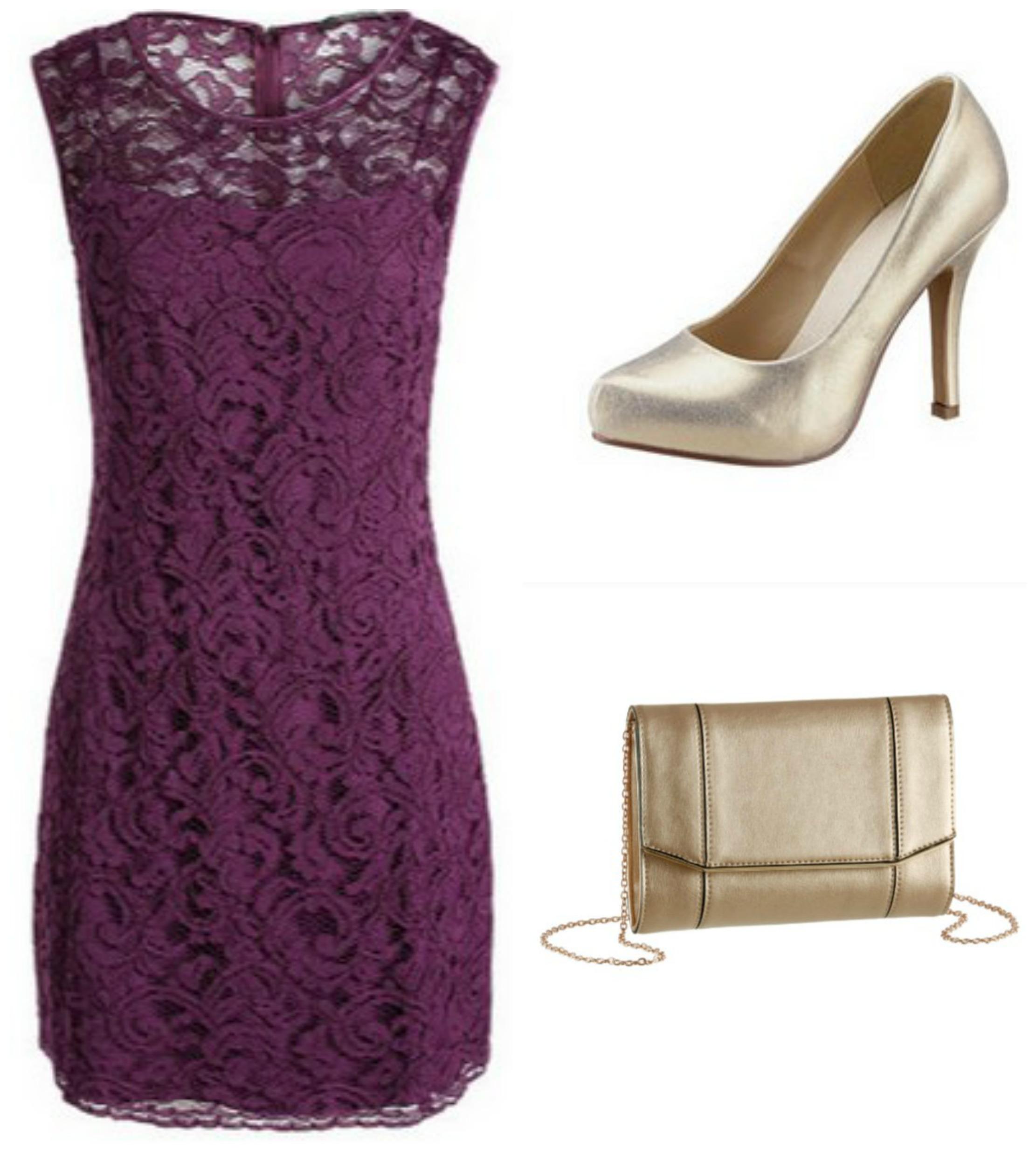 Lila Kleid Welche Farbe Schuhe Schone Kleider Dieser Saison