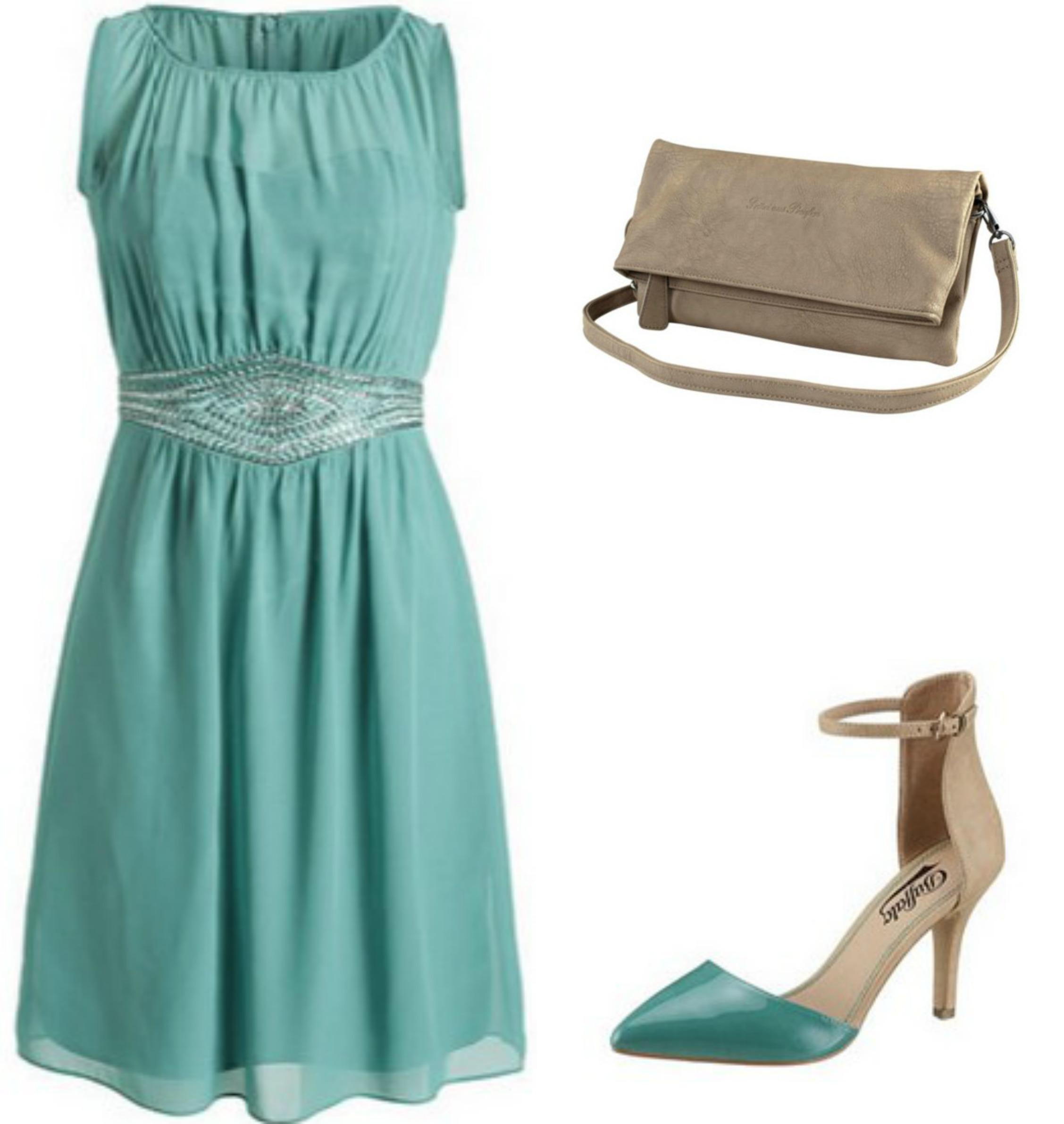 Kleider für Hochzeitsgäste: Unsere 3 Outfit-Vorschläge