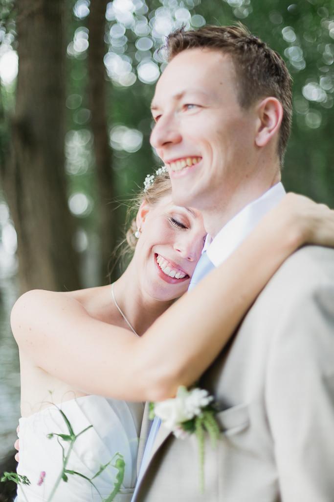 Brautpaar Portait