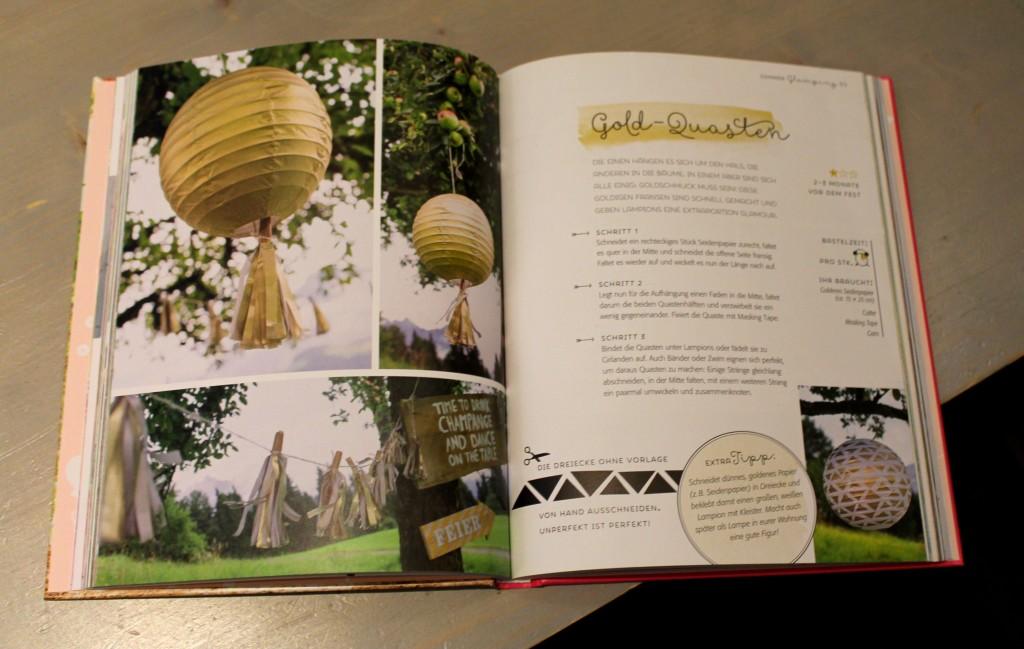 Buch Hochzeit DIY
