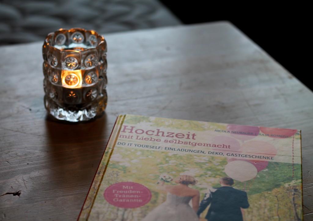 DIY Hochzeitsbuch