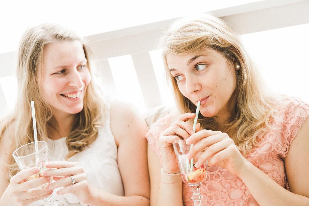 JGA zwei Frauen