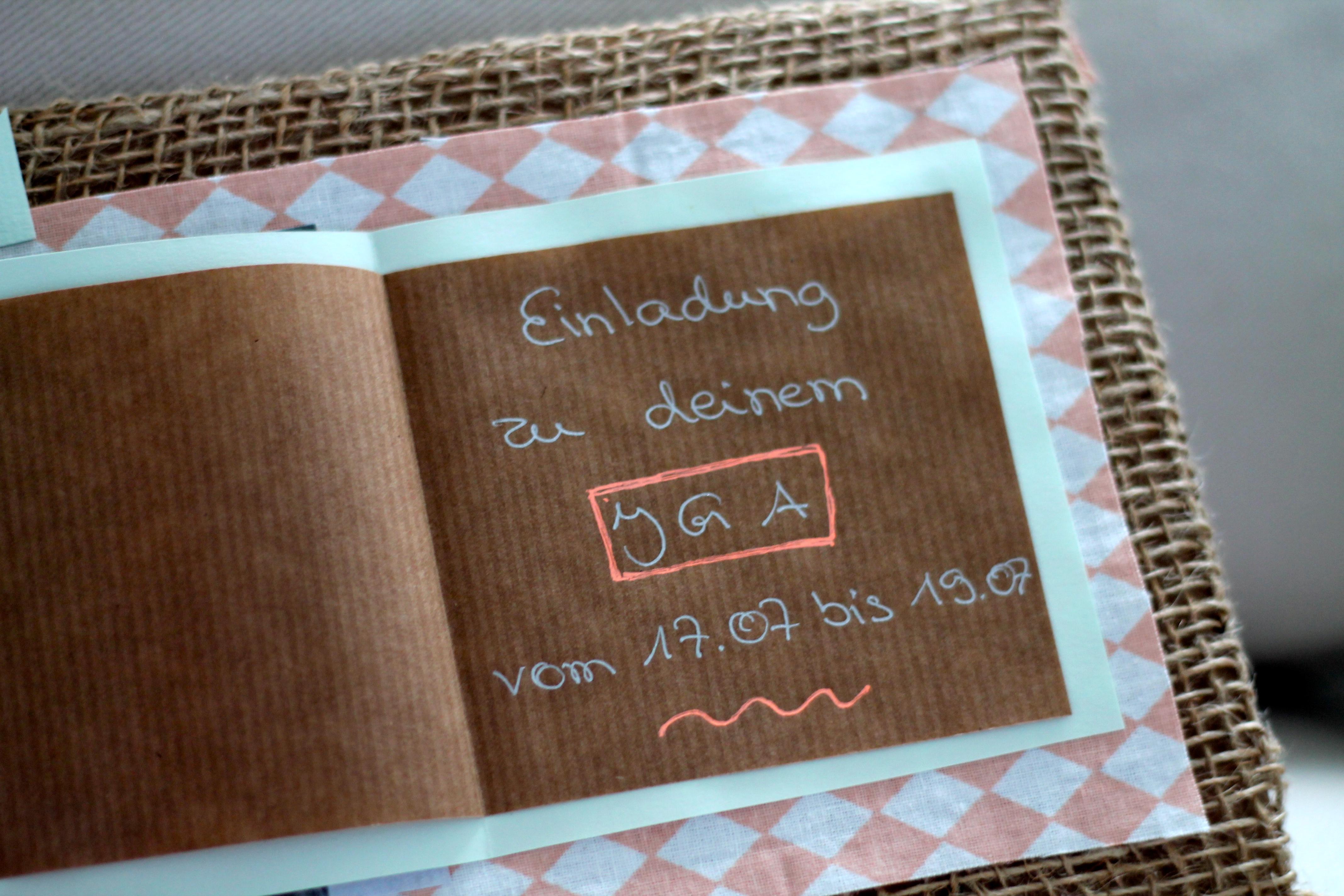 Junggesellinnenabschied Einladung Hochzeitsblog Two Wedding