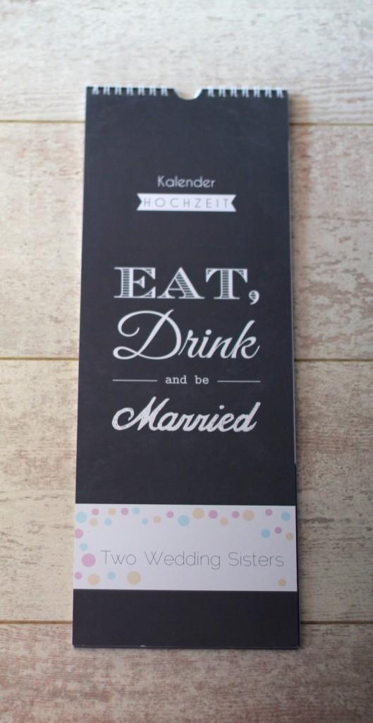Kalender Hochzeitsplanung