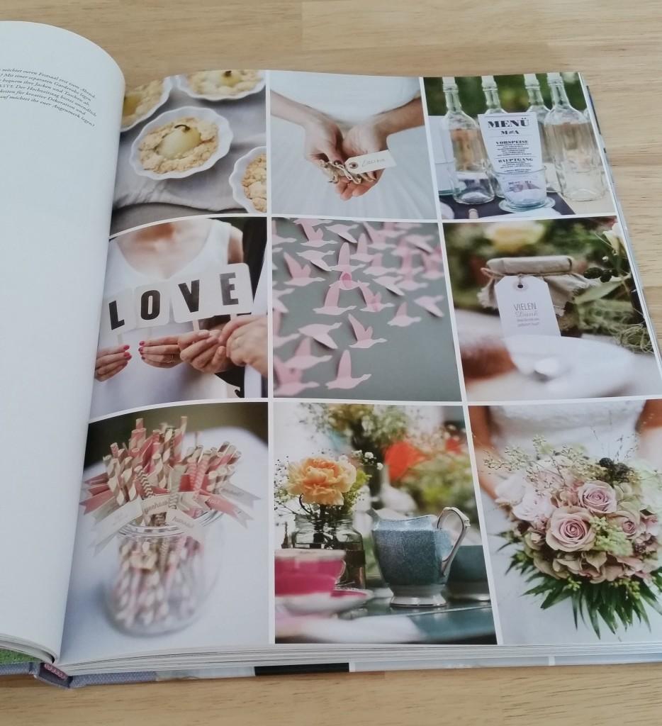 Unser Tag - Hochzeitsbuch Rezension