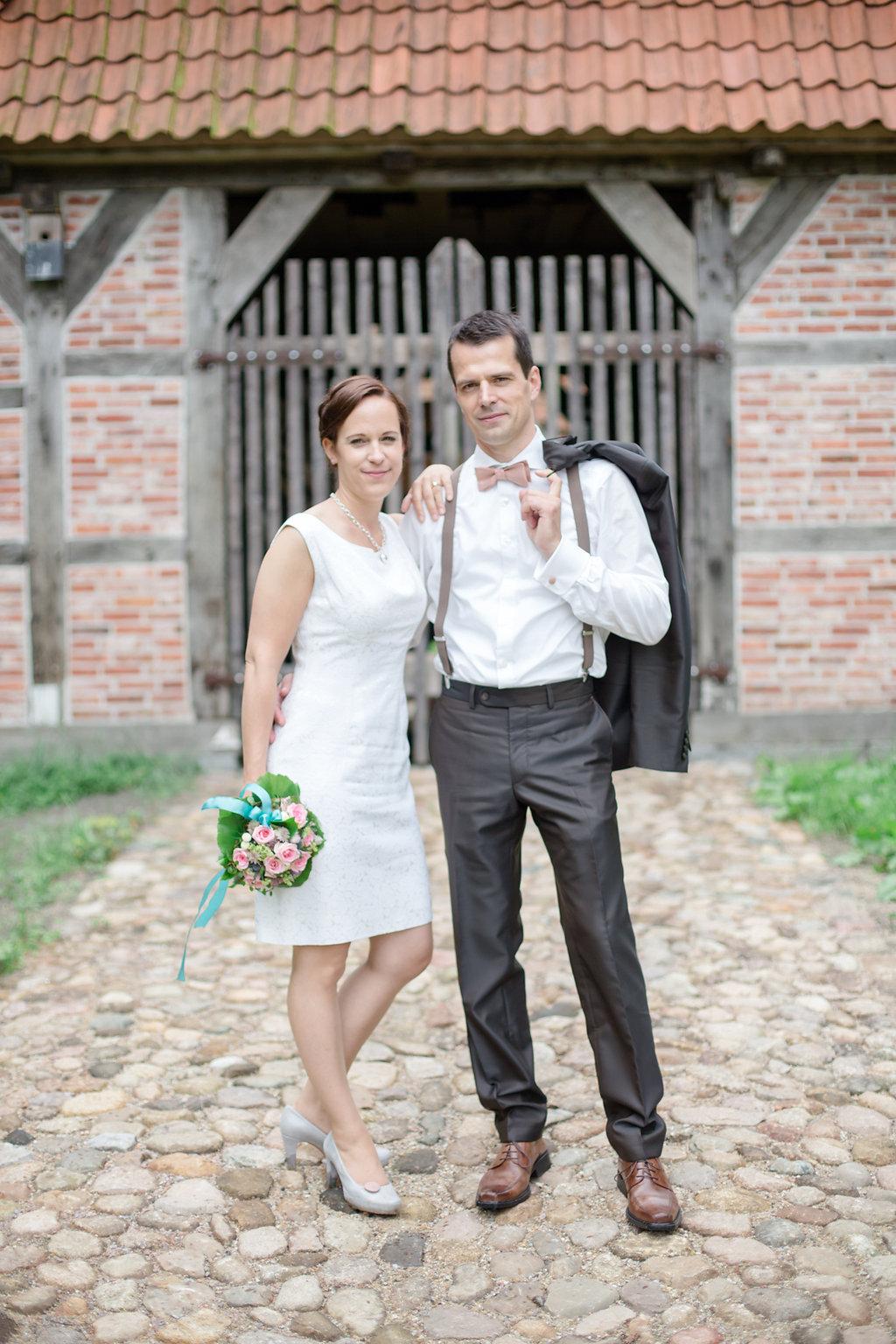 Hochzeit im Freilichtmuseum von Annie Rohse Fotografie