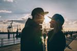 Pärchen-Shooting mit Rebecca & Chris in der Hafen City