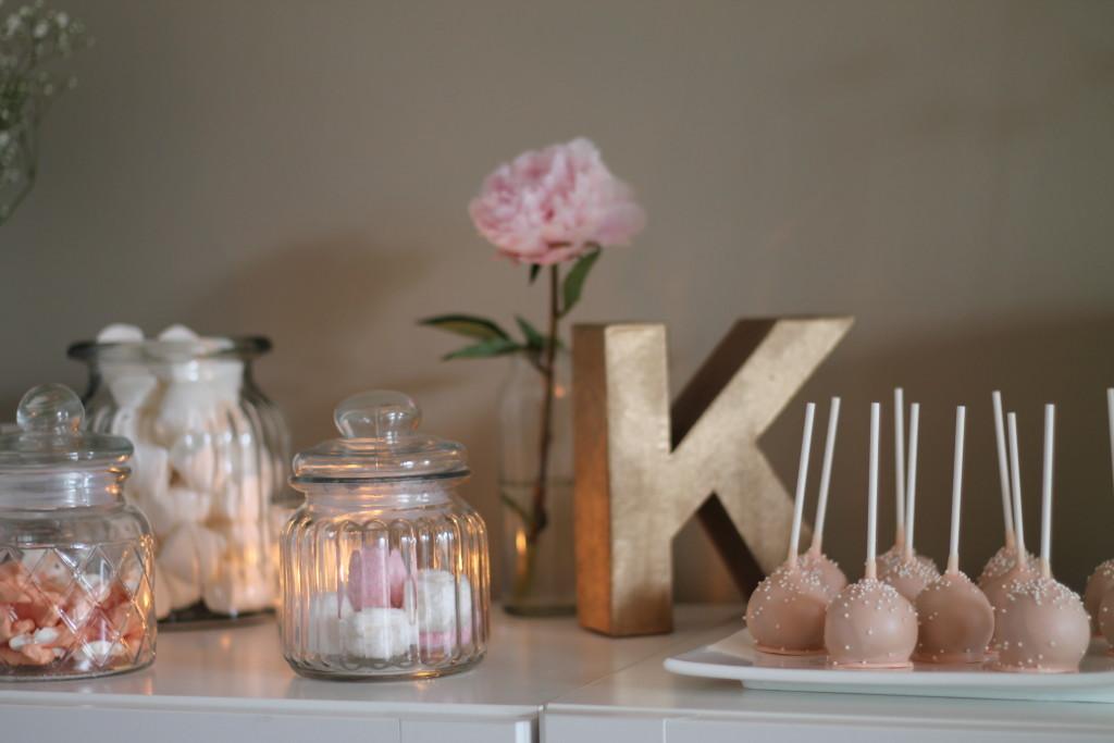 JGA Sweet Table