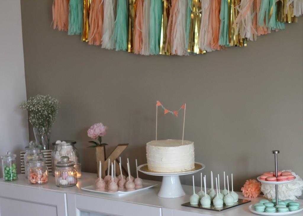 Sweet Table JGA Two Wedding Sisters