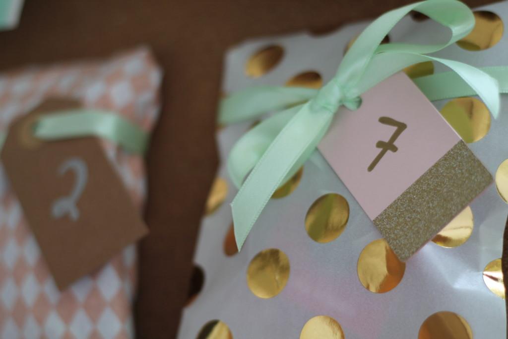 Hochzeitscountdown Kalender 3