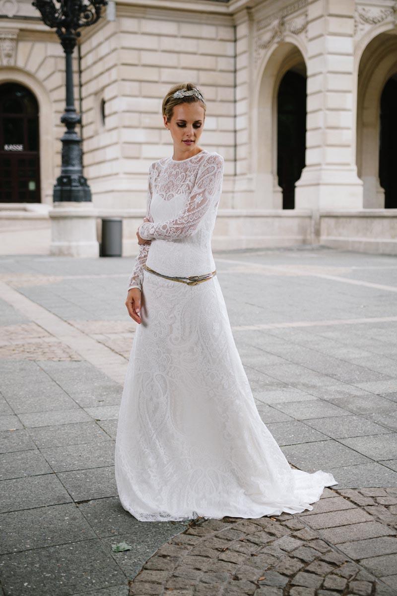 Tolle Braut Lange Kleider Ideen - Brautkleider Ideen - cashingy.info