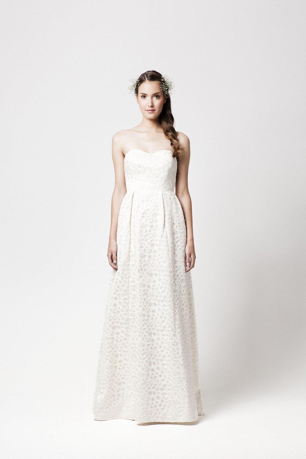 Berühmt Rayon Brautkleid Ideen - Hochzeit Kleid Stile Ideen ...