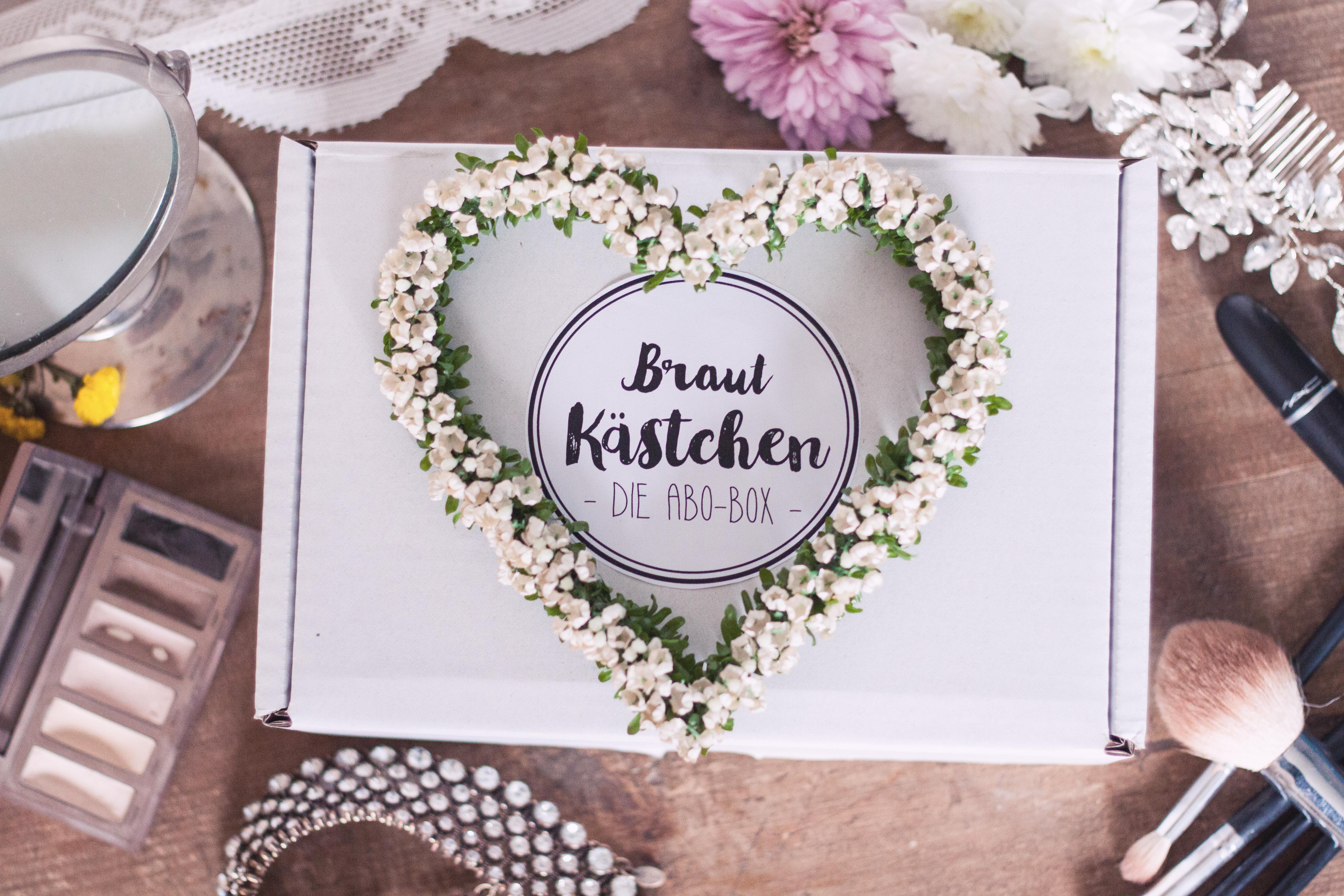 Brautkästchen - die Abo-Box für Bräute
