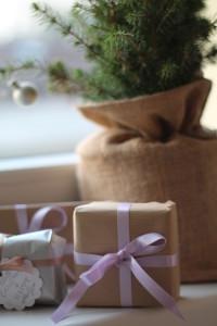 Weihnachtsgeschenke Braut