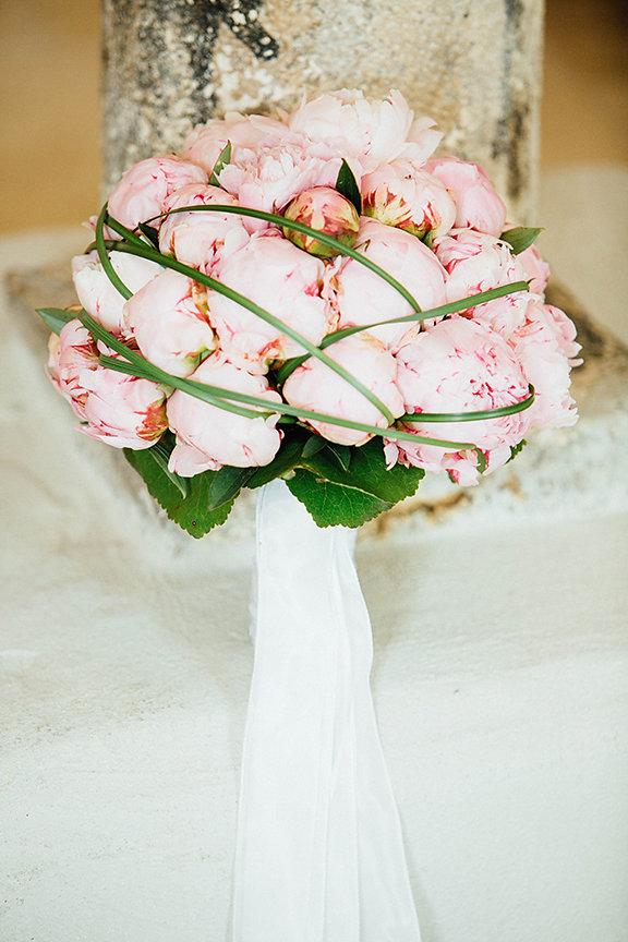 Rosa Brautstrauß
