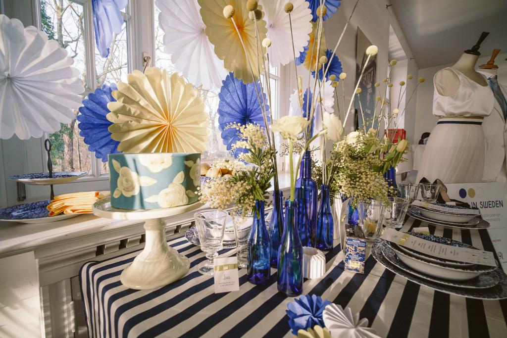 Hochzeit Trend Schwedensommer