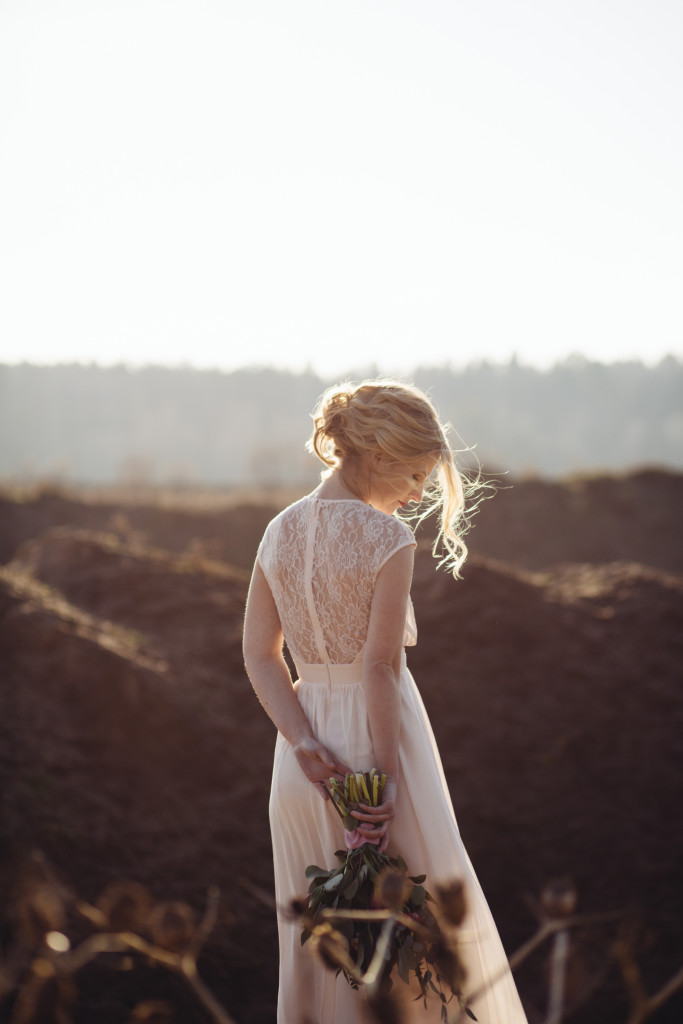 Pärchenshooting Braut