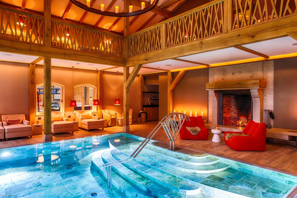 Weissenhaus Spa Pool