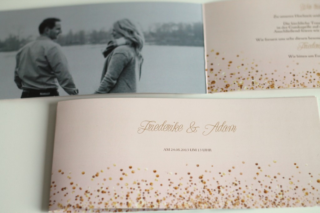 sendmoments Hochzeitseinladung 1