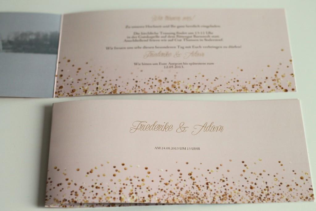sendmoments Hochzeitseinladung 2