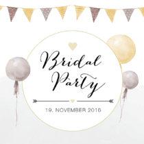 Bridal Party Hamburg