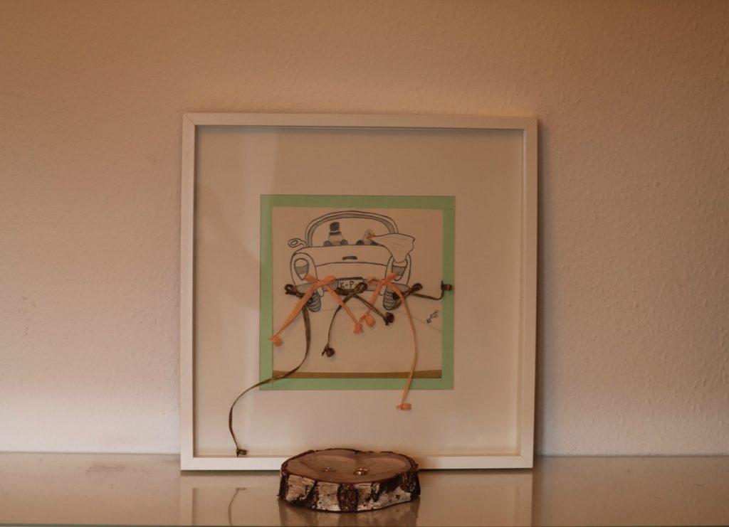 hochzeitsgeschenk und ringschale aus holz hochzeitsblog two wedding sisters. Black Bedroom Furniture Sets. Home Design Ideas