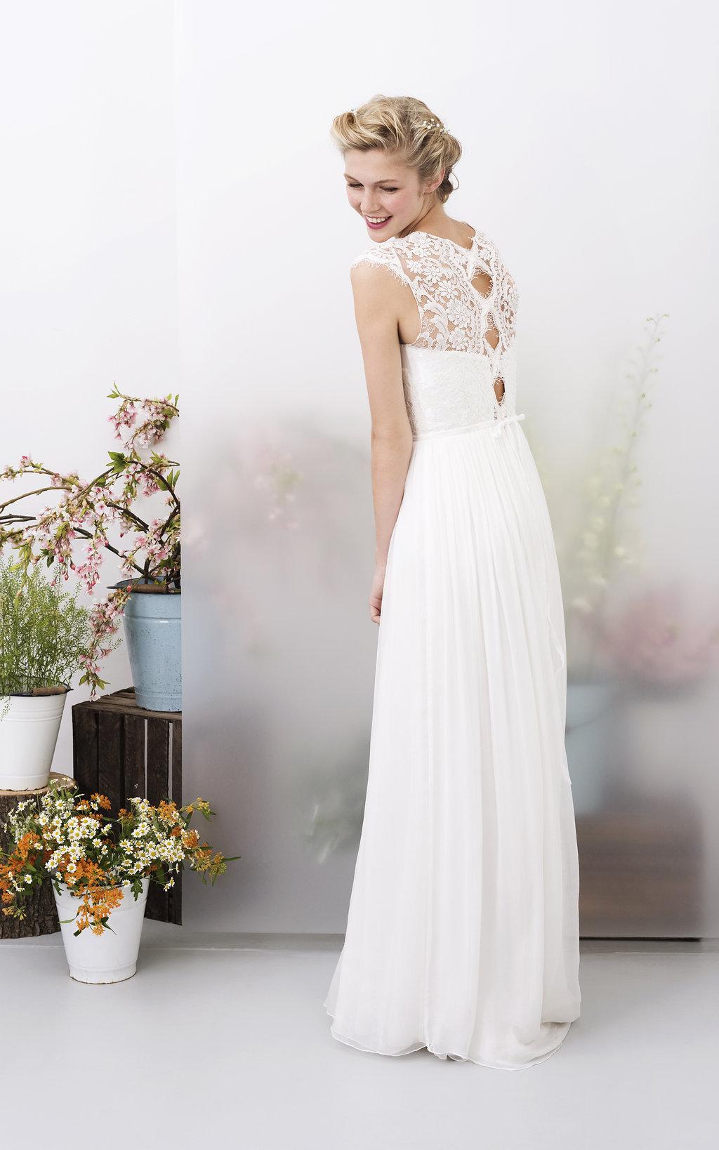 Die neue kisui Brautkleid-Kollektion 2017