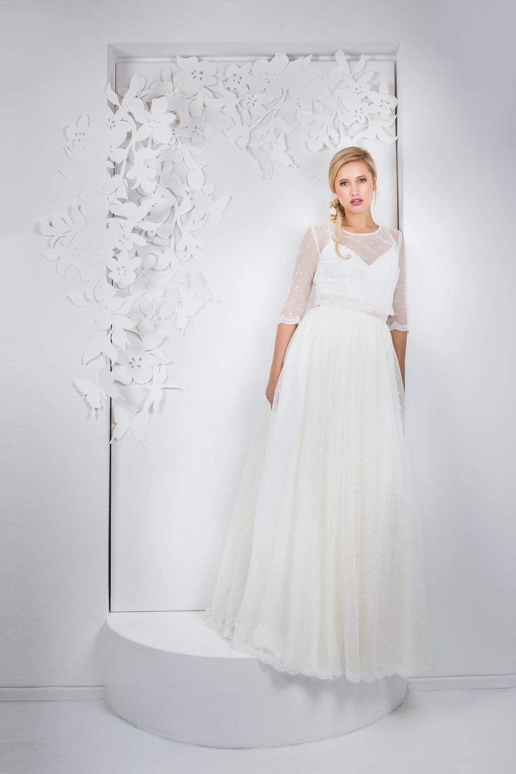 Ungewöhnlich Brautkleider Charlotte Zeitgenössisch - Brautkleider ...