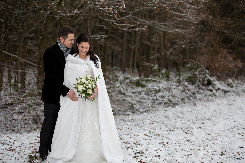 Rustikale Winterhochzeit von Rosalie Hartig Fotografie ...